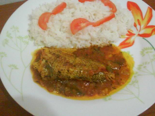 Coconut Fish Curry | Cari De Poisson Recipes — Dishmaps