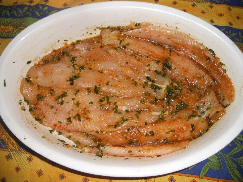 L 39 horizon lointain la reunion poissons crustac s 27 - Comment faire une marinade ...