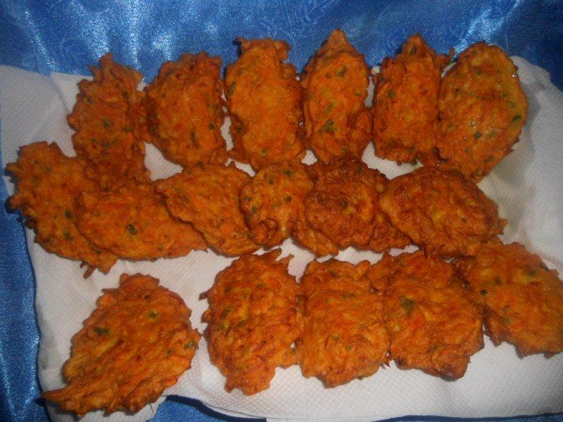 Beignets de carottes l 39 horizon lointain la reunion - Que cuisiner avec des carottes ...