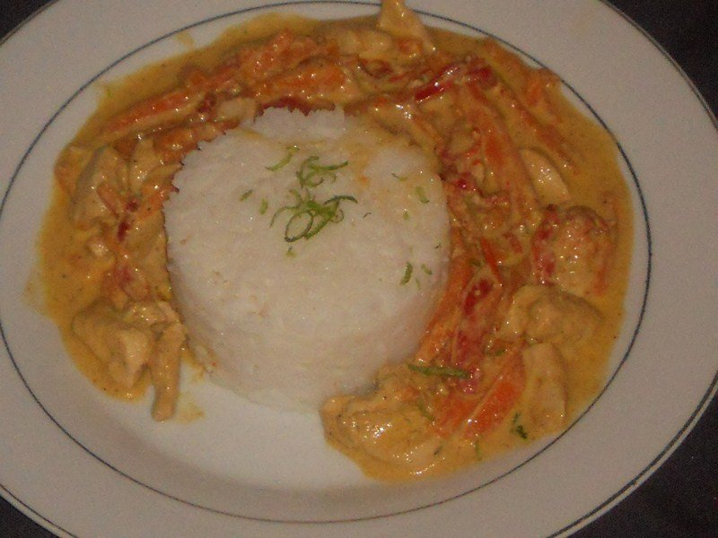 Poulet au curry jaune dans viandes,abats (46) DSCN8979-Copier
