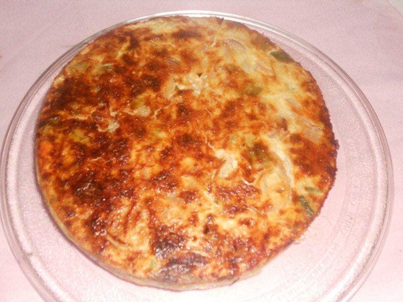 Quiche poireaux/saumon sans pâte dans pizza,quiches,hamburgers(57) DSCN9445-Copier