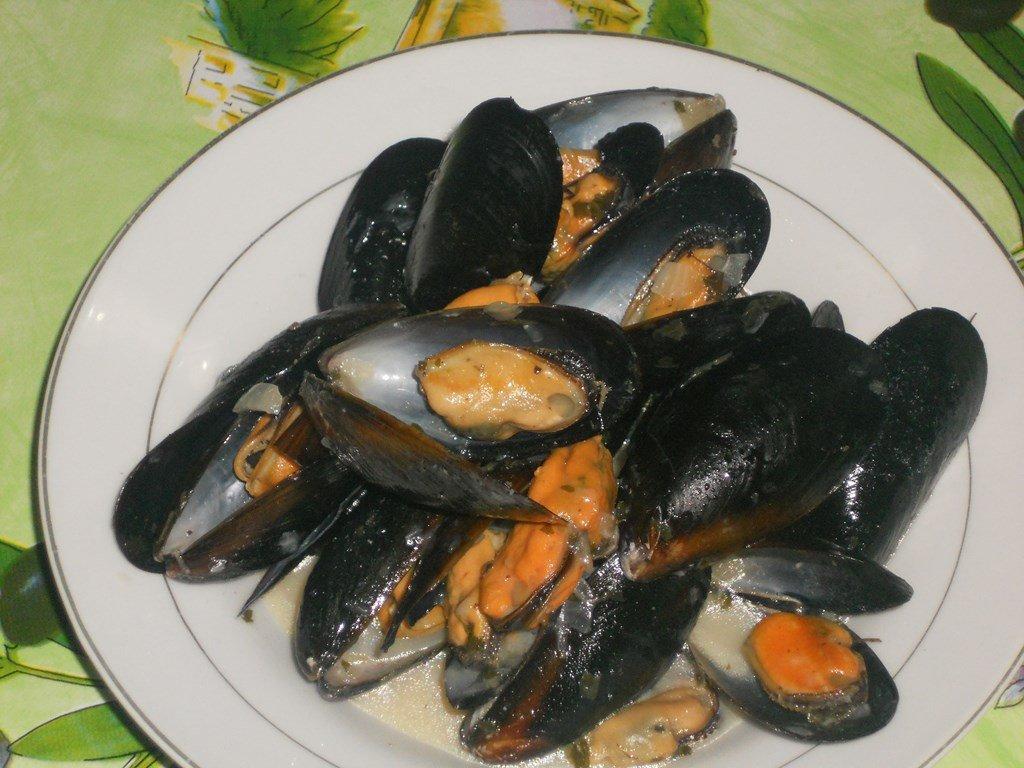 Moules à la créme dans poissons,crustacés (27) dscn1332-copier