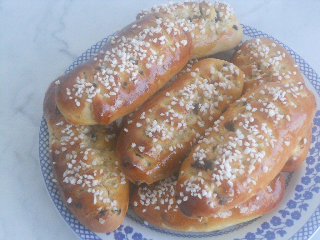 Petits pains, juste à la sortie du four